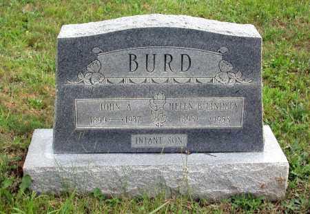 BURD, (INFANT SON) - Juniata County, Pennsylvania | (INFANT SON) BURD - Pennsylvania Gravestone Photos