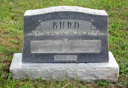 "BURD, JOHN ALONZO ""LON"" - Juniata County, Pennsylvania 