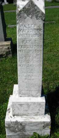 BURD, RAY S. - Juniata County, Pennsylvania | RAY S. BURD - Pennsylvania Gravestone Photos