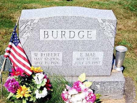 BURDGE, EVELYN MAE - Juniata County, Pennsylvania | EVELYN MAE BURDGE - Pennsylvania Gravestone Photos