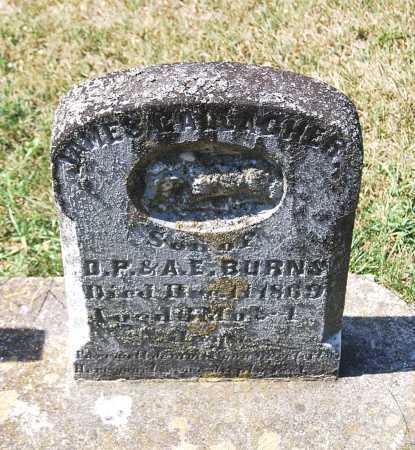 BURNS, JAMES GALLAGHER - Juniata County, Pennsylvania | JAMES GALLAGHER BURNS - Pennsylvania Gravestone Photos