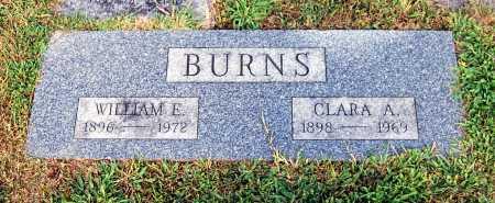 BARTON BURNS, CLARA A. - Juniata County, Pennsylvania | CLARA A. BARTON BURNS - Pennsylvania Gravestone Photos