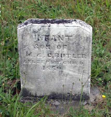BUTLER, (INFANT SON) - Juniata County, Pennsylvania | (INFANT SON) BUTLER - Pennsylvania Gravestone Photos