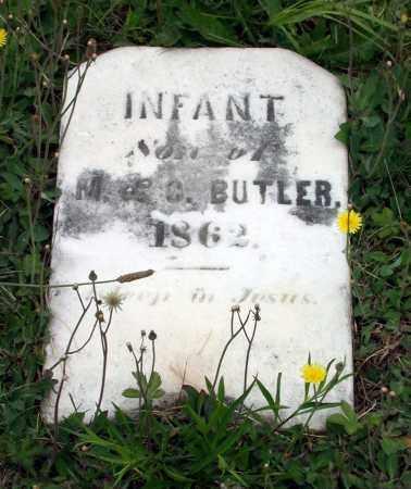 BUTLER, (INFANT SON) - Juniata County, Pennsylvania | (INFANT SON) BUTLER - Pennsylvania Gravestone Photos