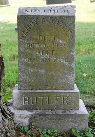 BUTLER, NANCY A. - Juniata County, Pennsylvania | NANCY A. BUTLER - Pennsylvania Gravestone Photos