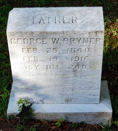 BYRNER, GEORGE WASHINGTON - Juniata County, Pennsylvania | GEORGE WASHINGTON BYRNER - Pennsylvania Gravestone Photos
