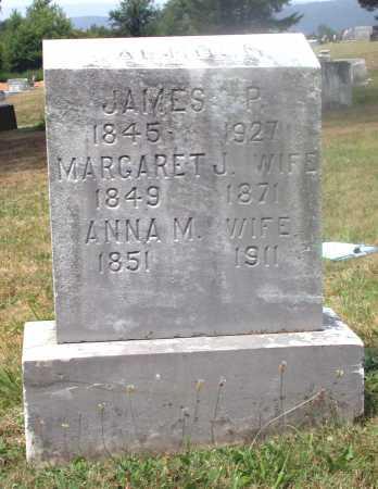 "PECK CALHOUN, MARGARET JANE ""JENNIE"" - Juniata County, Pennsylvania | MARGARET JANE ""JENNIE"" PECK CALHOUN - Pennsylvania Gravestone Photos"