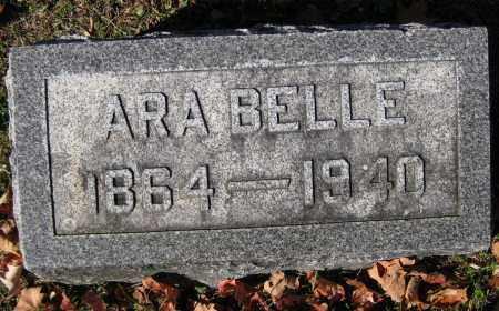 CAMPBELL, ARA BELLE - Juniata County, Pennsylvania | ARA BELLE CAMPBELL - Pennsylvania Gravestone Photos