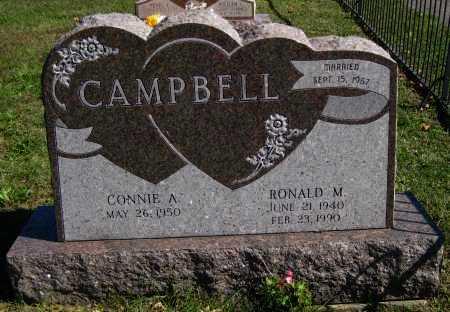 CAMPBELL, RONALD M. - Juniata County, Pennsylvania | RONALD M. CAMPBELL - Pennsylvania Gravestone Photos