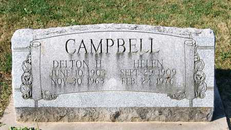 CAMPBELL, HELEN J. - Juniata County, Pennsylvania | HELEN J. CAMPBELL - Pennsylvania Gravestone Photos