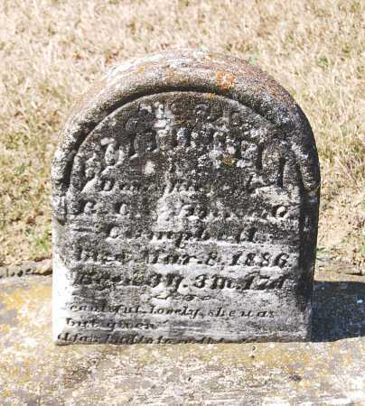 CAMPBELL, EDITH BELL - Juniata County, Pennsylvania | EDITH BELL CAMPBELL - Pennsylvania Gravestone Photos