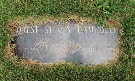 CAMPBELL, FOREST STEVEN - Juniata County, Pennsylvania   FOREST STEVEN CAMPBELL - Pennsylvania Gravestone Photos