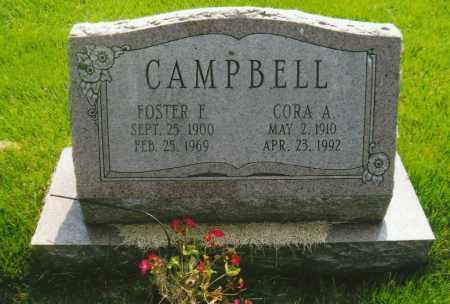 CAMPBELL, CORA - Juniata County, Pennsylvania | CORA CAMPBELL - Pennsylvania Gravestone Photos