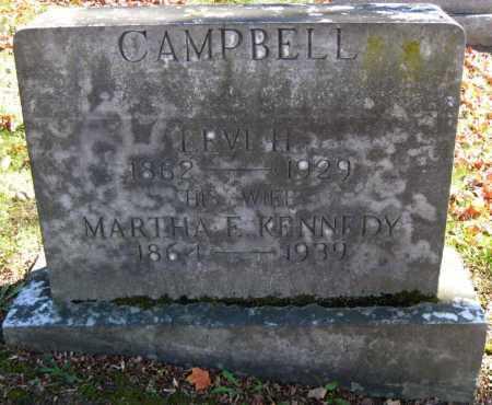 CAMPBELL, LEVI H. - Juniata County, Pennsylvania | LEVI H. CAMPBELL - Pennsylvania Gravestone Photos