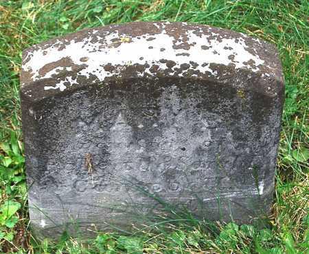 CAMPBELL, MARY B. - Juniata County, Pennsylvania | MARY B. CAMPBELL - Pennsylvania Gravestone Photos