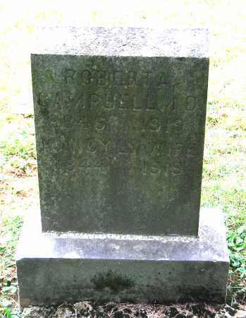 CAMPBELL, NANCY - Juniata County, Pennsylvania | NANCY CAMPBELL - Pennsylvania Gravestone Photos