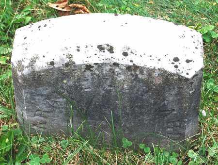 CAMPBELL, SARAH ELLEN - Juniata County, Pennsylvania   SARAH ELLEN CAMPBELL - Pennsylvania Gravestone Photos