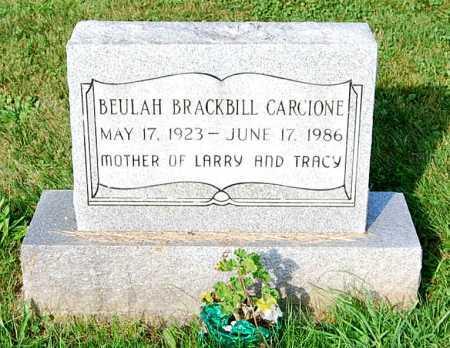 CARCIONE, BEULAH R. - Juniata County, Pennsylvania | BEULAH R. CARCIONE - Pennsylvania Gravestone Photos