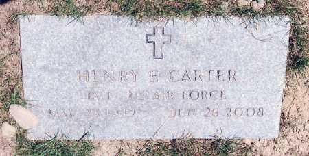 CARTER, HENRY E. - Juniata County, Pennsylvania | HENRY E. CARTER - Pennsylvania Gravestone Photos