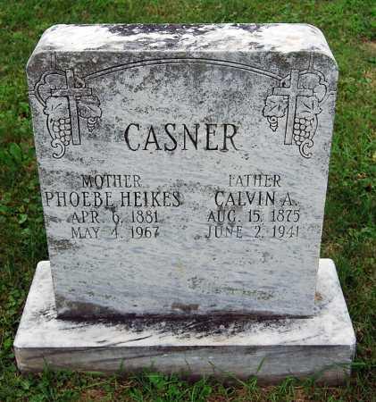 CASNER, PHOEBE - Juniata County, Pennsylvania   PHOEBE CASNER - Pennsylvania Gravestone Photos