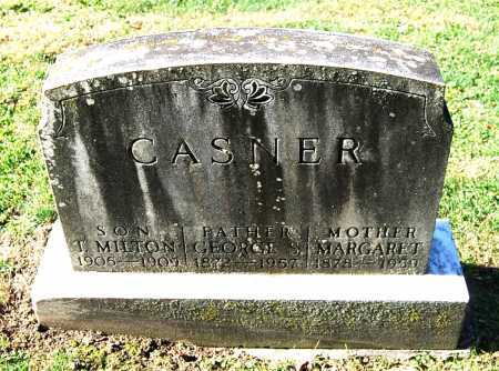 CASNER, MARGARET - Juniata County, Pennsylvania | MARGARET CASNER - Pennsylvania Gravestone Photos