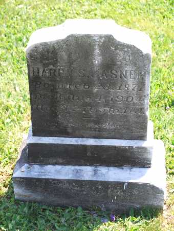 CASNER, HARRY S. - Juniata County, Pennsylvania | HARRY S. CASNER - Pennsylvania Gravestone Photos