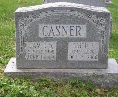 CASNER, JAMIE B. - Juniata County, Pennsylvania | JAMIE B. CASNER - Pennsylvania Gravestone Photos