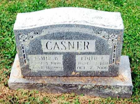 CASNER, EDITH E. - Juniata County, Pennsylvania | EDITH E. CASNER - Pennsylvania Gravestone Photos