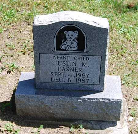 CASNER, JUSTIN M. - Juniata County, Pennsylvania | JUSTIN M. CASNER - Pennsylvania Gravestone Photos