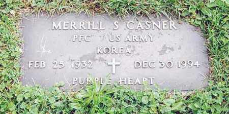 CASNER, MERRILL S. - Juniata County, Pennsylvania | MERRILL S. CASNER - Pennsylvania Gravestone Photos