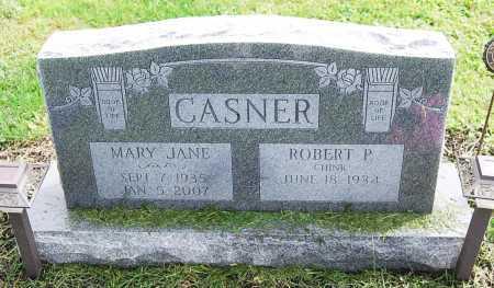 CASNER, MARY JANE - Juniata County, Pennsylvania | MARY JANE CASNER - Pennsylvania Gravestone Photos