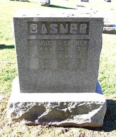 CASNER, ANNIE B. - Juniata County, Pennsylvania | ANNIE B. CASNER - Pennsylvania Gravestone Photos