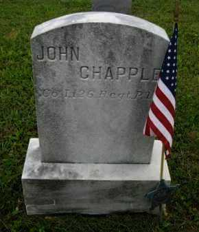 CHAPPLE, JOHN - Juniata County, Pennsylvania | JOHN CHAPPLE - Pennsylvania Gravestone Photos