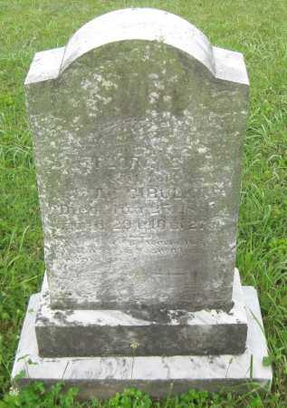 CIBULKA, (UNKNOWN) - Juniata County, Pennsylvania | (UNKNOWN) CIBULKA - Pennsylvania Gravestone Photos