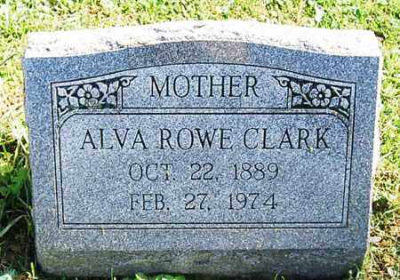 CLARK, ALVA - Juniata County, Pennsylvania | ALVA CLARK - Pennsylvania Gravestone Photos