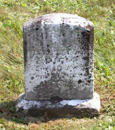 CLARK, CORA M. - Juniata County, Pennsylvania | CORA M. CLARK - Pennsylvania Gravestone Photos