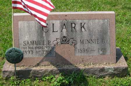 CLARK, SAMUEL P. - Juniata County, Pennsylvania | SAMUEL P. CLARK - Pennsylvania Gravestone Photos