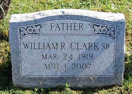 CLARK, WILLIAM ROWE - Juniata County, Pennsylvania | WILLIAM ROWE CLARK - Pennsylvania Gravestone Photos