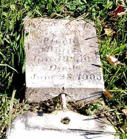 CLECK, J. ALBERT - Juniata County, Pennsylvania | J. ALBERT CLECK - Pennsylvania Gravestone Photos