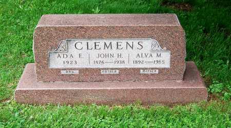 CLEMENS, ADA E. - Juniata County, Pennsylvania | ADA E. CLEMENS - Pennsylvania Gravestone Photos