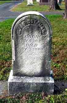 COFFMAN, ISAAC - Juniata County, Pennsylvania | ISAAC COFFMAN - Pennsylvania Gravestone Photos