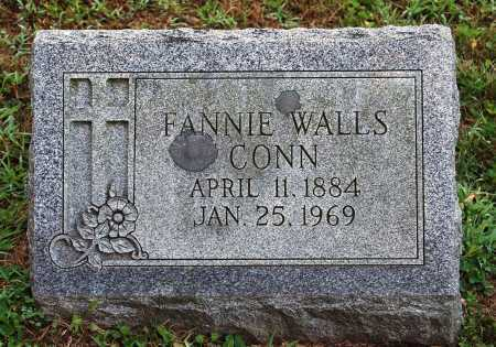 CONN, FANNIE - Juniata County, Pennsylvania | FANNIE CONN - Pennsylvania Gravestone Photos