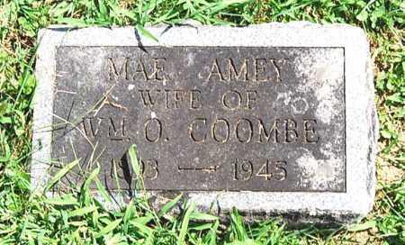 AMEY COOMBE, MAE - Juniata County, Pennsylvania | MAE AMEY COOMBE - Pennsylvania Gravestone Photos