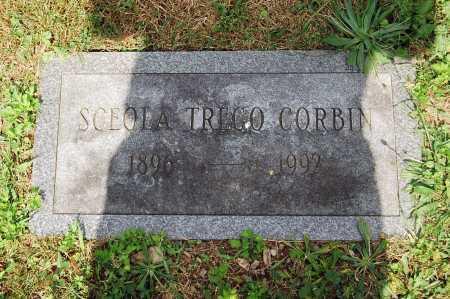 CORBIN, SCEOLA - Juniata County, Pennsylvania | SCEOLA CORBIN - Pennsylvania Gravestone Photos