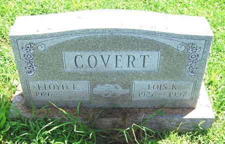 COVERT, LOIS K. - Juniata County, Pennsylvania | LOIS K. COVERT - Pennsylvania Gravestone Photos