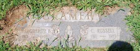 CRAMER, MARGUERITE - Juniata County, Pennsylvania   MARGUERITE CRAMER - Pennsylvania Gravestone Photos