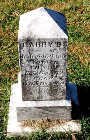 CRAMER, HARRY B. - Juniata County, Pennsylvania | HARRY B. CRAMER - Pennsylvania Gravestone Photos
