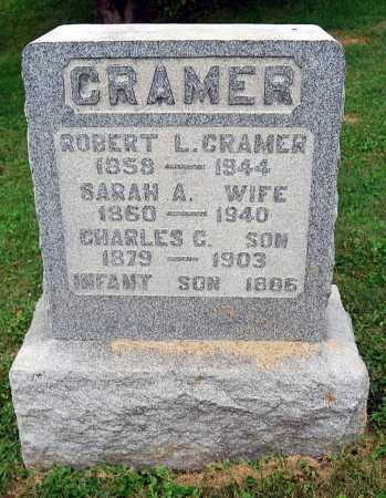 CRAMER, CHARLES C. - Juniata County, Pennsylvania | CHARLES C. CRAMER - Pennsylvania Gravestone Photos
