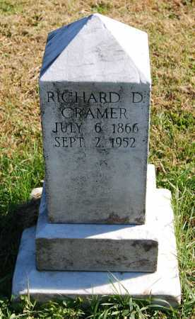 CRAMER, RICHARD DANIEL - Juniata County, Pennsylvania | RICHARD DANIEL CRAMER - Pennsylvania Gravestone Photos