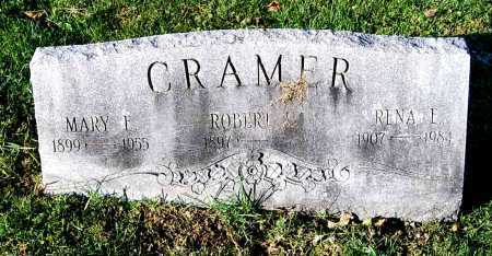 CRAMER, MARY E. - Juniata County, Pennsylvania   MARY E. CRAMER - Pennsylvania Gravestone Photos